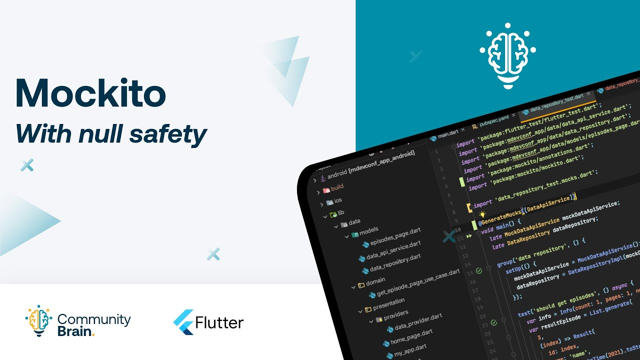 Mockito with Null Safety
