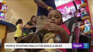 Build-A-Bear Pay Your Age Day was so successful,l it failed