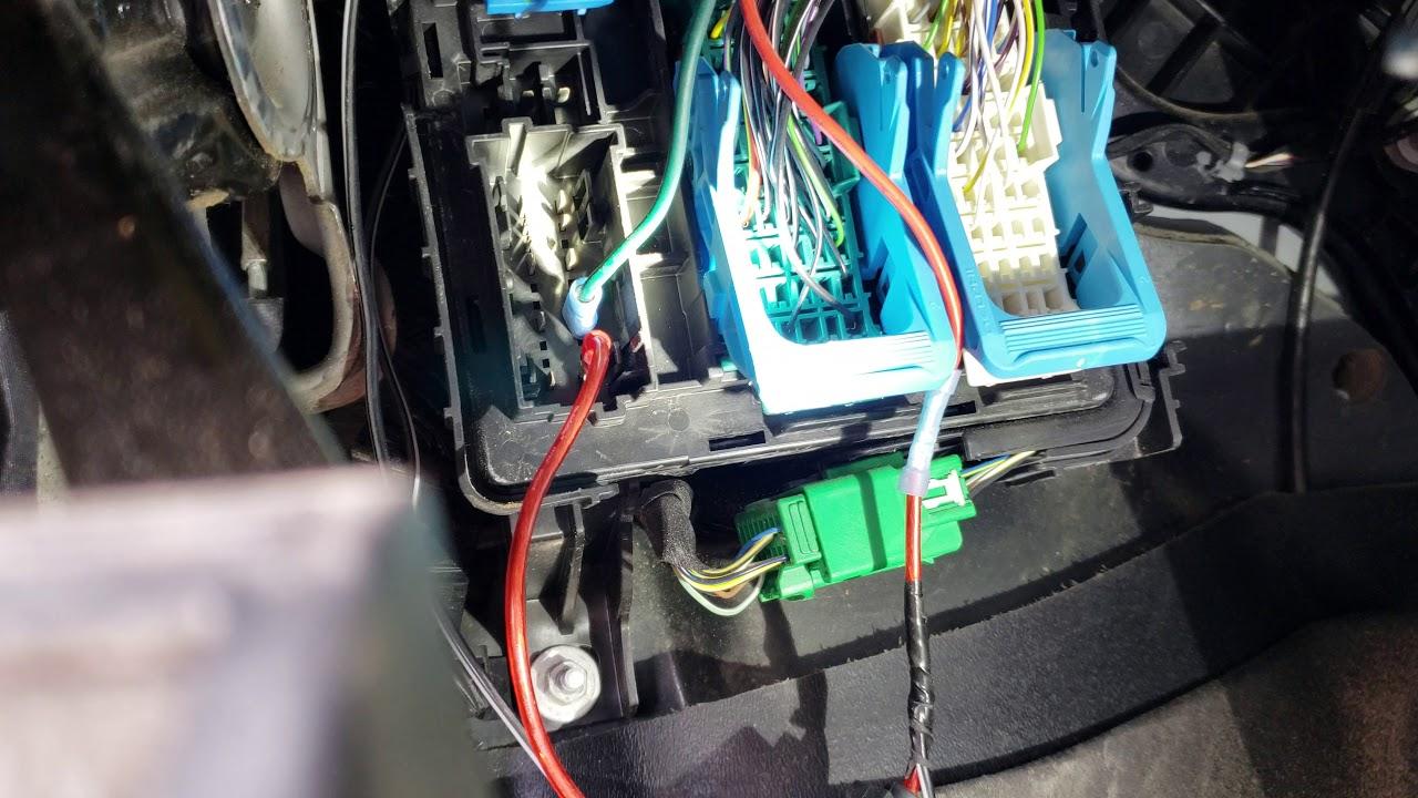 Silverado Aux Switches