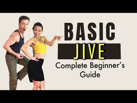 Basic JIVE Top Ten STEPS & ROUTINE