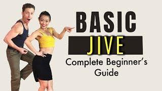 Basic JIVE Top Ten STEPS & ROUTINE