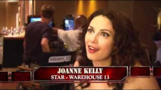 Warehouse 13 Trailer