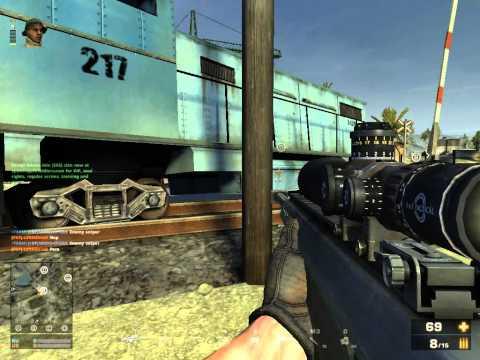 Primeiro Vídeo do Canal - Algumas dicas e Spots para sniper em OMAN [PT]