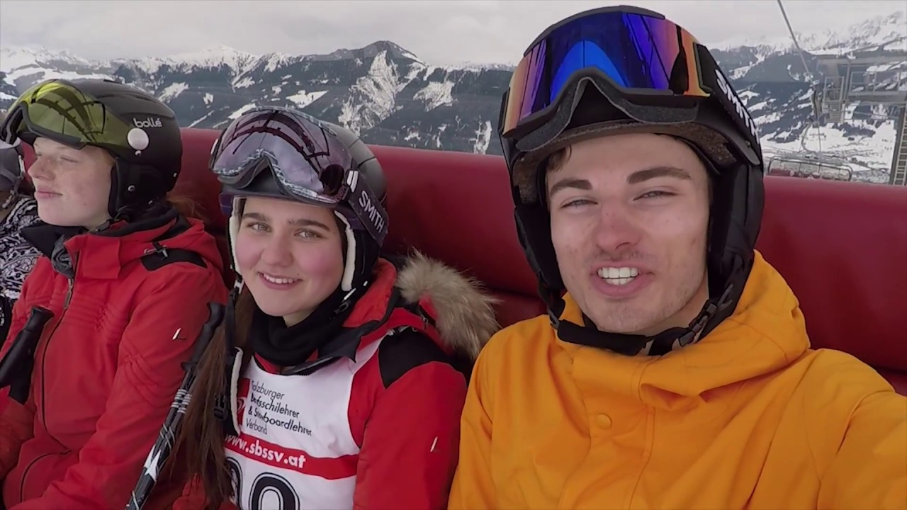 How To Become A Ski Instructor The Anwarter Program Youtube