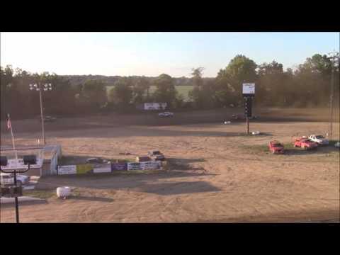 Butler Motor Speedway Street Stock Heat #2 7/29/17