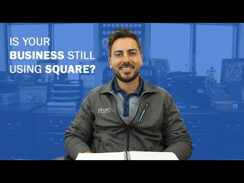 Is your business still using Square?