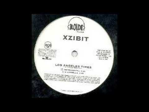 xzibit los angeles times instrumental