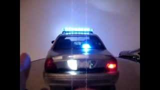 1/18 North Carolina Highway Patrol Charger and Crown Victoria