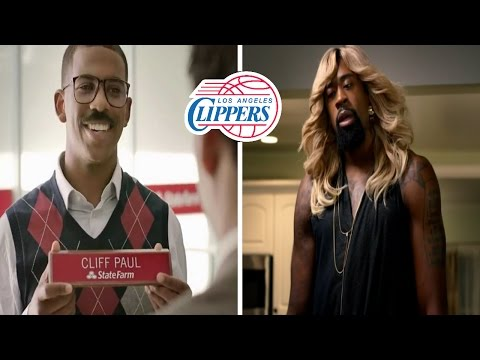 Los Angeles Clippers FUNNY COMMERCIALS 2016 Ft. Chris Paul, DeAndre Jordan and Blake Griffin