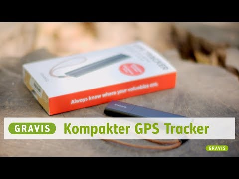 GPS-Tracker von Invoxia im Schokoriegelformat - GRAVITIES #117