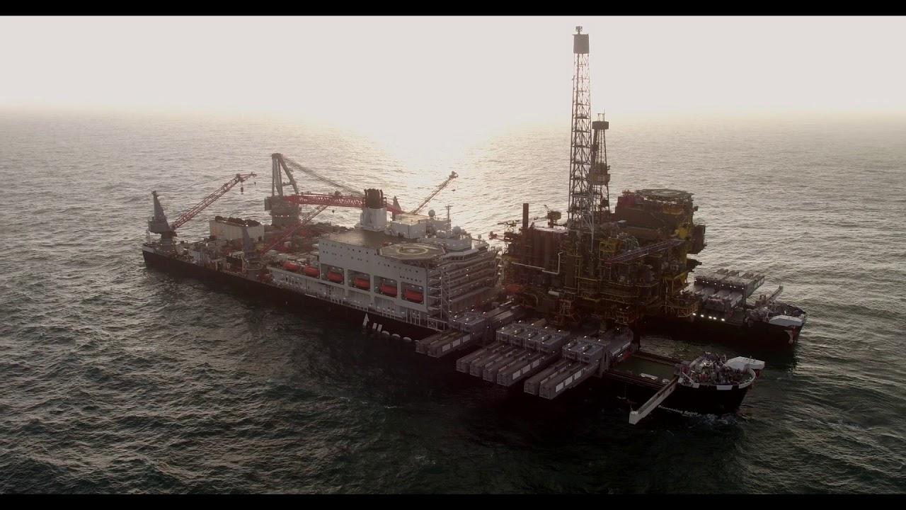 Video: Pioneering Spirit Lifts Brent Bravo