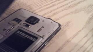 Как самому заменить стекло камеры Samsung Galaxy Note 4