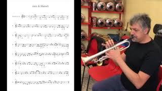"""Inno di Mameli """"Fratelli d'Italia"""" tutorial per Tromba"""