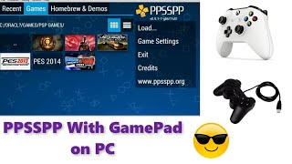 How to play PSP games on your PC with a USB controller