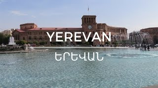 """YEREVAN, Armenia: Top sights and attractions of the """"Pink City"""" (2016)"""