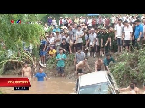 Bão lớn có thể ảnh hưởng mạnh nhất Nghệ An, Hà Tĩnh