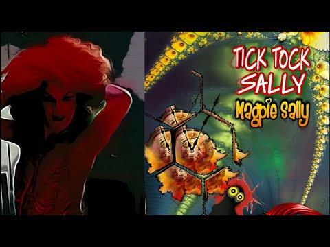 Tick Tock Sally by Magpie Sally