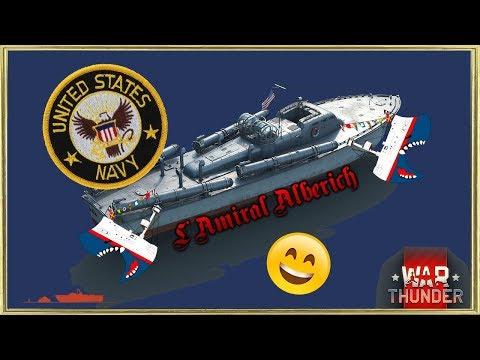 War Thunder - Forces Naval - [FR] les USA