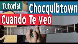 Guitarra Tutorial [Acordes] - Chocquibtown - Cuando Te veo - By Juan Diego Arenas