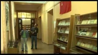 видео Библиотека Российской академии наук