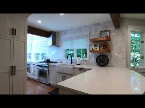 Before After Kitchen Bath Hopkinton Ma Youtube