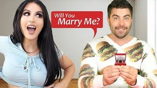 SSSNIPERWOLF - WILL YOU MARRY ME ? ( NOT CLICKBAIT )