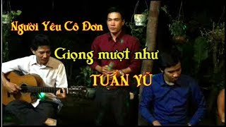 BOLERO nhạc guitar Lâm Thông / Người Yêu Cô Đơn / giọng hát tiếp nối của Tuấn Vũ / ducmanh guitar