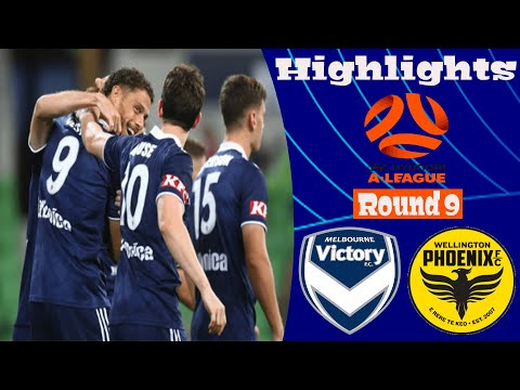 Melbourne Victory Wellington Phoenix Goals And Highlights