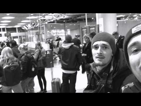 A run through | Helsinki airport