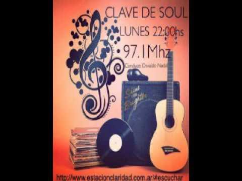Programa 1 Clave de soul - Radio Estacion claridad - 97.1Mhz - San Juan - Argentina