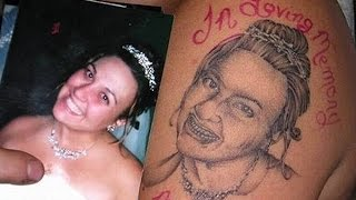 Top 10 Worst Tattoos Ever
