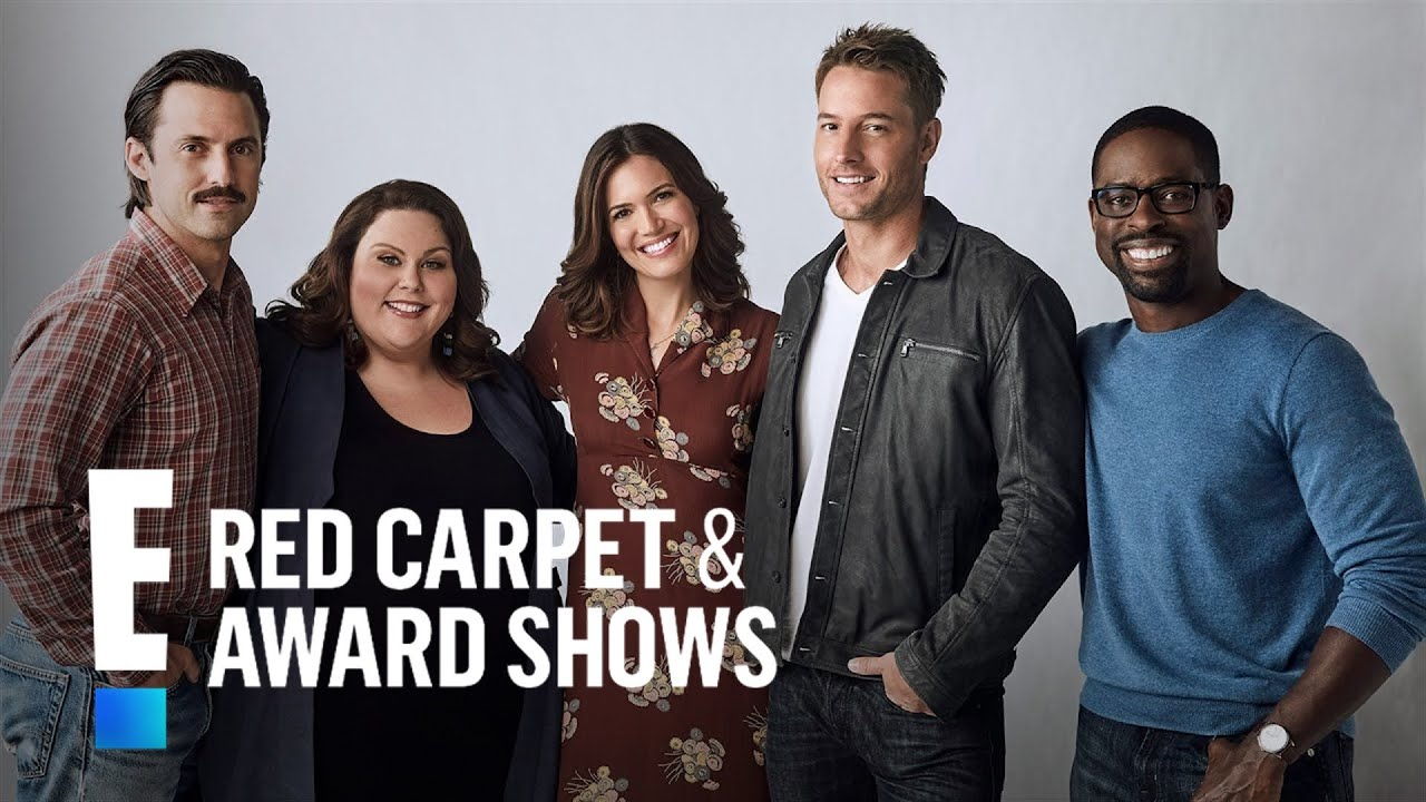 This is us stars tease season 3 e red carpet award shows youtube - Watch e red carpet online ...