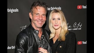 Dennis Quaid addresses nearly 40-year age gap with fiancée Laura Savoie  - Fox News