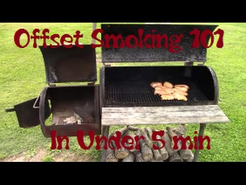 6+ Best Offset Smokers Reviews For the Money (2019) |