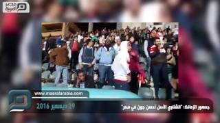 """مصر العربية   جمهور الزمالك: """"الشناوي اﻷصل أحسن جون في مصر"""