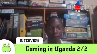 Gaming in Uganda Part 2 - Arnold The Cleric