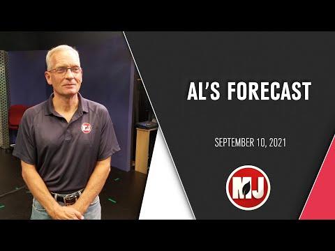 Al's Forecast | September 10, 2021