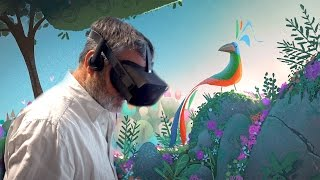 Inside Baobab Studios: Behind the Scenes of Rainbow Crow (VR Animated Film) thumbnail