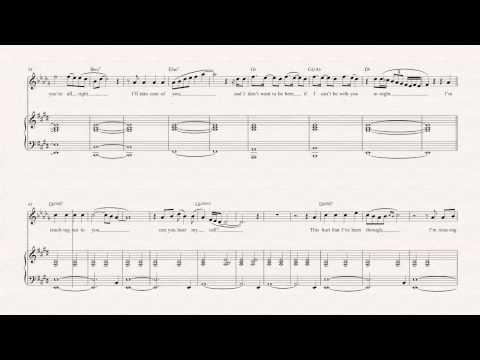 Alto Sax - Lay Me Down - Sam Smith -  Sheet Music, Chords, & Vocals