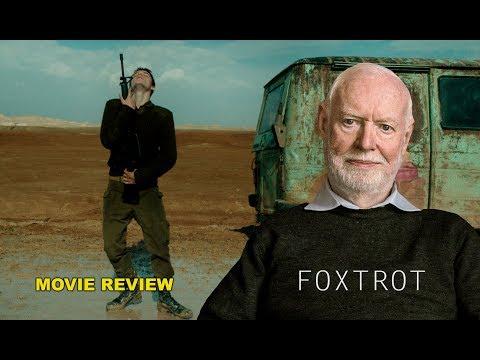 David Stratton Recommends: Foxtrot