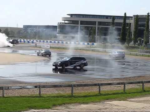 Brooklands in surrey england base of mercedes benz world for Mercedes benz surrey uk