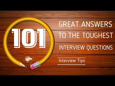 101 отличный ответ на самые сложные вопросы интервью