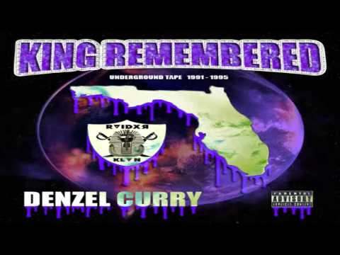 Denzel Aquarius'Killa CuRRy - King Remembered Underground Tape 1991 - 1995 [FULL MIXTAPE]