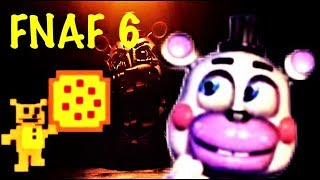 Five Nights at Freddy's Pizzeria Simulator #1