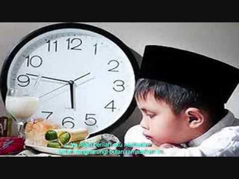 Ae-man ~ Ramadhan Bulan Puasa