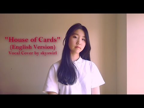 {English Ver./영어버전} BTS (방탄소년단) - House of Cards Vocal Cover