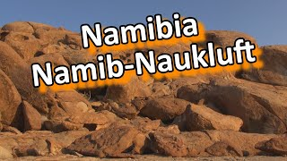 Namibia - Namib Naukluft National Park