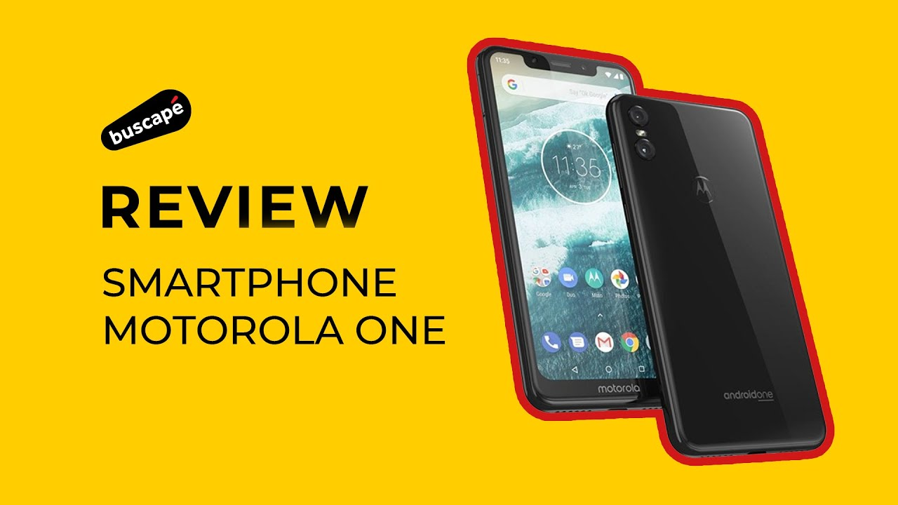 c043c2fbe Motorola One  Vale a Pena o Android Puro  - Review