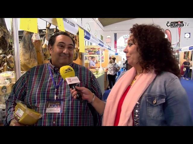 56ª Feria de Octubre de Cartaya - Chacinas la Alegría