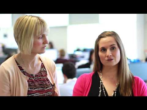 The recruitment process at PA consulting Group